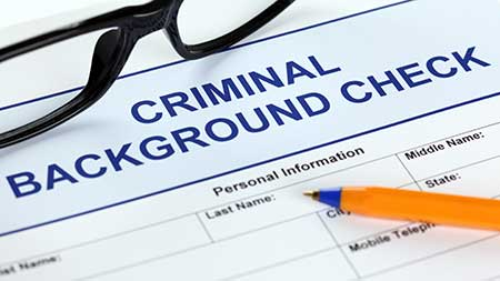 Criminal Background Checks Image